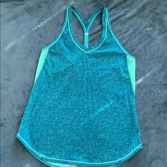 lululemon athletica Tops - Lululemon V-neck Yoga Tank, 6